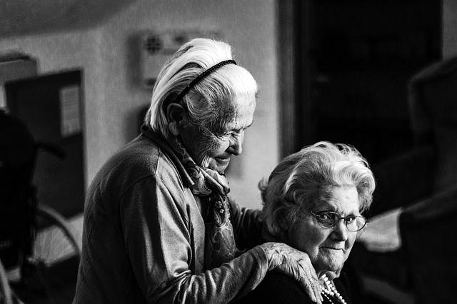 Pour les femmes âgées, la violence familiale n'est souvent pas physique