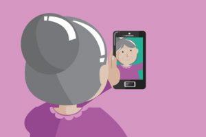 Les capteurs intelligents dans les soins aux personnes âgées